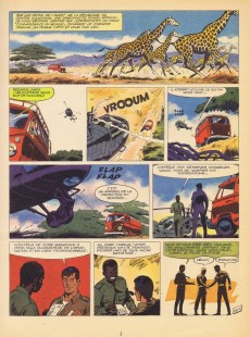 Extrait de Les franval -5- Les pirates de la brousse