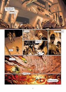 Extrait de Arkeod -3- Armageddon