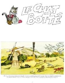 Extrait de (AUT) Battaglia - Le chat botté