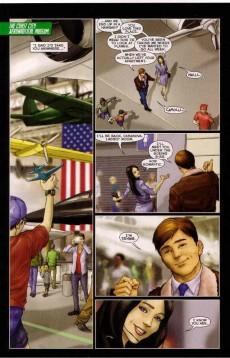 Extrait de Green Lantern (2011) -6- The other hero