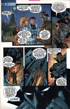 Extrait de Fantastic Four (1996) -4- The heart of darkness