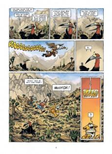 Extrait de Les garnimos -3- Chaud effroi