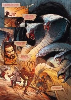 Extrait de Sept -12- Sept dragons