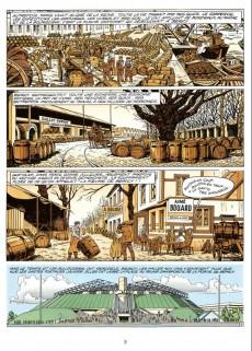 Extrait de Michel Vaillant (Dupuis) -58- Paddock