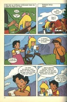 Extrait de Heidi spécial -9- Tome 9