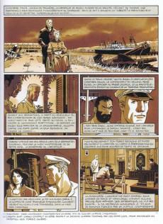 Extrait de Tramp -3b- Le bateau assassiné