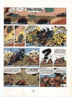 Extrait de Spirou et Fantasio -29b87- Des haricots partout