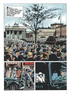 Extrait de Weimar - Les enquêtes de Jan Karta -1- Weimar