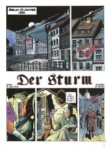 Extrait de Weimar - Les enquêtes de Jan Karta -2- Der Sturm