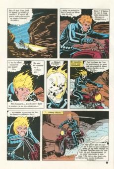 Extrait de Le motard fantôme -3- Les démons de la nuit