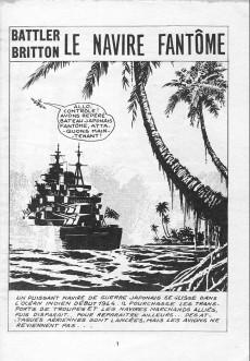 Extrait de Battler Britton -373- Le navire fantôme