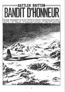 Extrait de Battler Britton -400- Bandit d'honneur