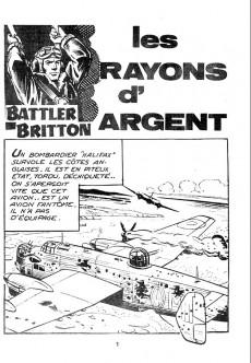 Extrait de Battler Britton -454- Les rayons d'argent