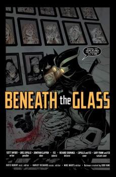 Extrait de Batman (2011) -6- Beneath the glass