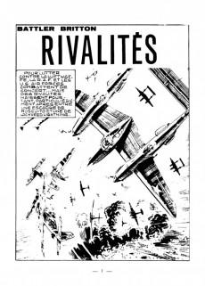 Extrait de Battler Britton -185- Rivalités