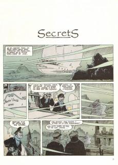 Extrait de Théodore Poussin -4- Secrets