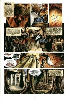 Extrait de Séminole -1- Le destin de Jasper Unluck