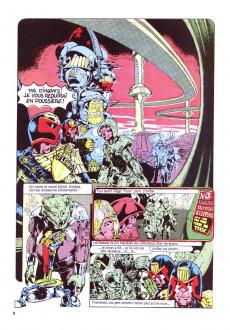 Extrait de Judge Dredd (Aredit) -9- Judge Dredd 9