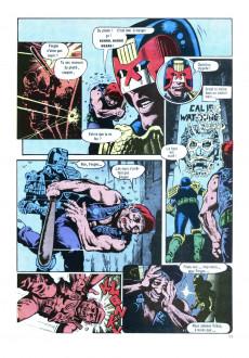 Extrait de Judge Dredd (Aredit) -10- Judge Dredd 10