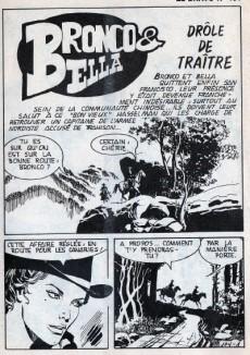 Extrait de El Bravo (Mon Journal) -104- Drôle de traître