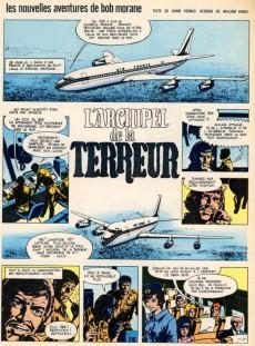 Extrait de Bob Morane 9 (Divers) -15TL- L'archipel de la terreur