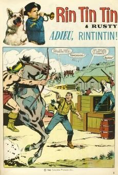 Extrait de Rin Tin Tin & Rusty (2e série) -Rec68- Album N°68 (du n°127 au n°129)