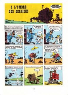 Extrait de Lucky Luke -18b66- A l'ombre des derricks