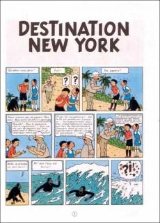 Extrait de Jo, Zette et Jocko (Les Aventures de) -2B39- Destination New York