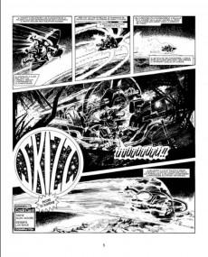Extrait de Alan Moore -4- Les archives - Skizz
