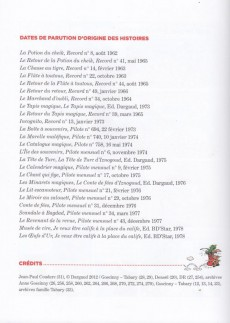 Extrait de Iznogoud -INT1- 25 histoires de Goscinny et Tabary de 1962 à 1978