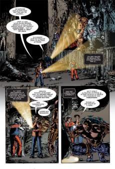 Extrait de Top 10 (Urban Comics) -1- Bienvenue à Neopolis