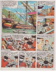 Extrait de Barbe-Rouge -5a79- Les Révoltés de l'Océane