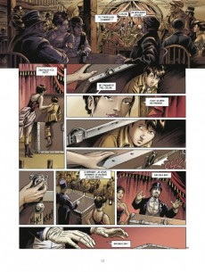 Extrait de BlackStone -1- Les magiciens
