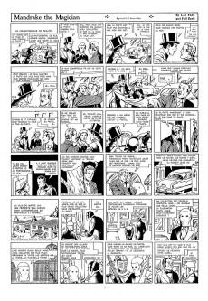 Extrait de Mandrake le magicien (Clair de lune) -1- Volume 1 : 1950 à 1953