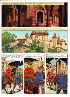Extrait de Jhen -13- L'ombre des Cathares