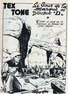 Extrait de Tex-Tone -119- Le jour de la marque au double