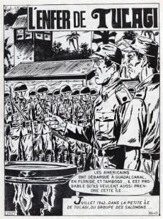 Extrait de Garry (Impéria) (2e série - 190 à 456) -418- L'enfer de Tulagi