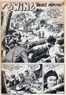 Extrait de Capt'ain Swing! (1re série) -211- Valsez, pépites !