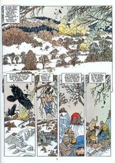 Extrait de Les 7 Vies de l'Épervier -1b1991- La blanche morte