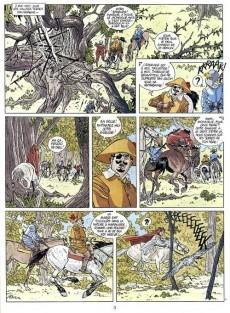 Extrait de Les 7 Vies de l'Épervier -4b1991- Hyronimus