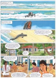 Extrait de Aldébaran -1ES1- La catastrophe