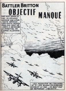Extrait de Battler Britton -325- Objectif manqué
