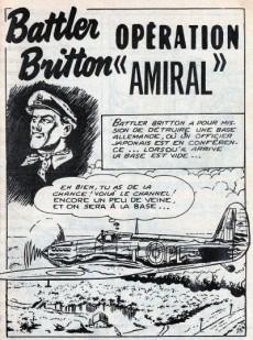 Extrait de Battler Britton -333- Opération