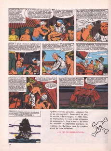 Extrait de Barbe-Rouge -2d1984- Le Roi des Sept Mers