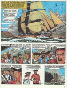 Extrait de Barbe-Rouge -6d1983- Le vaisseau fantôme