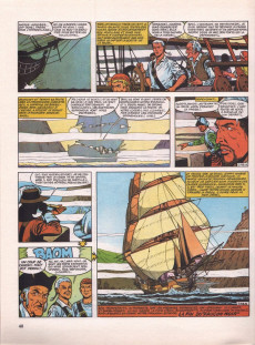 Extrait de Barbe-Rouge -8d1984- Le piège espagnol