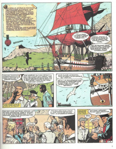 Extrait de Barbe-Rouge -14b1983- Le pirate sans visage
