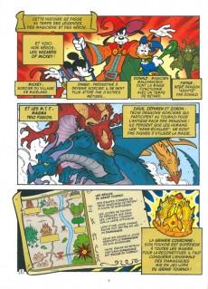 Extrait de Mickey (Histoires longues) -5- Le Cycle des magiciens - IV