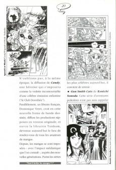 Extrait de (DOC) Études et essais divers -36- Faut-il brûler les mangas