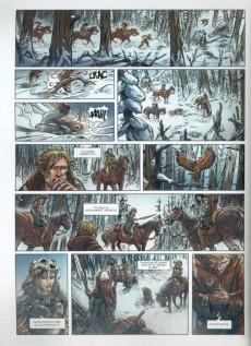 Extrait de Loki (Dobbs/Loirat) -1- Le Feu sous la glace